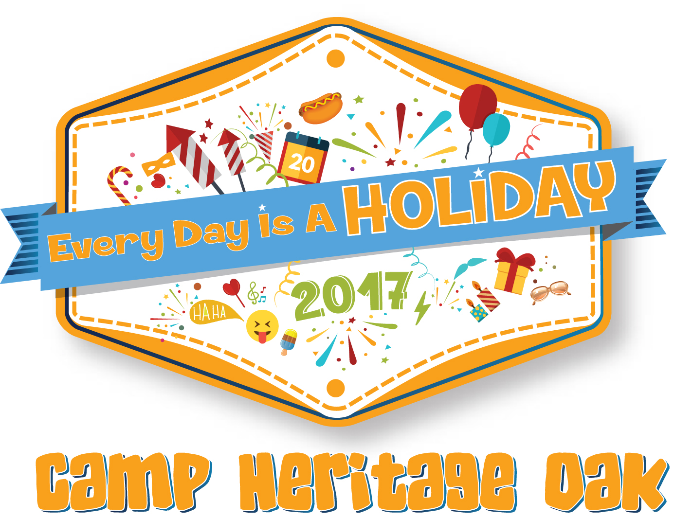 Camp Heritage Oak - Where Every Day is a Holiday